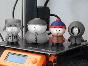 South Park Crew - Stan (multi-material)
