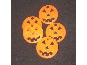 Pumpkin token 20 Dkr (denmark)