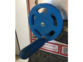 Crank Wheel for Craftsman Table Saw