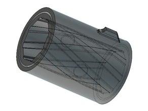Hypercube Evolution Compliant Linear Bearing