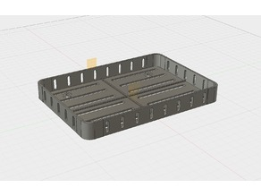 1/10th Scale Luggage Tray for RC