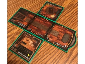 Magnetic Map Tile Holder for Betrayal Legacy