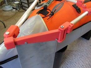 Rudder for Inflatable Kayak