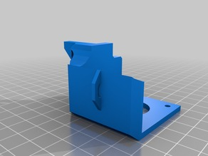 Ender 3 Direct Drive Mount Hero Me Edition