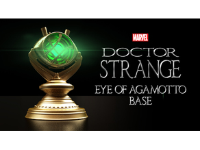 Eye of Agamotto Base