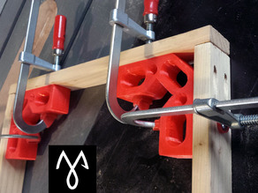 Serious Clamp It Square ! (3 sizes)