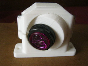 17mm photo proximity sensor swivel mount