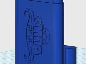 7 Cigarette holder (Blue Bulls)