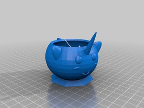 Unicorn Yarn Bowl update1