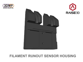 Raise3D Filament Runout Sensor Housing
