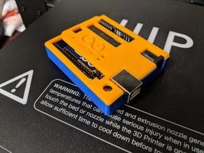 Arduino Uno Snug Case Screwless