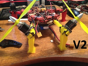 AnyCopter V-Tail Arms