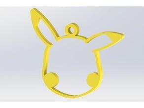Pikachu Earring