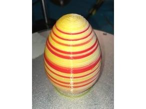Easter Egg - Gift Wrap - Kinder Surprise