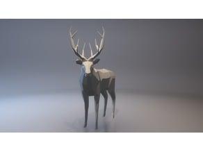 Deer (LowPoly)
