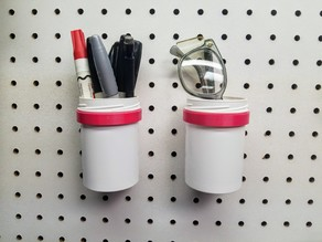 Pegboard Cup Mount