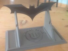 WayneTech Batarang Display Stand