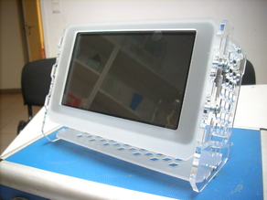 Raspberry Pi Touchscreen Acrylcase