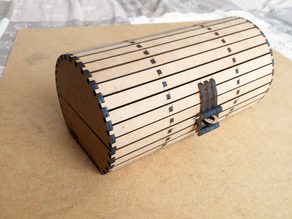 Barrel-box