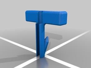 1/4 inch split loom tool