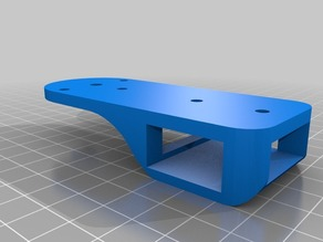 Super Simple Gimbal - Base Plate for Tricopter