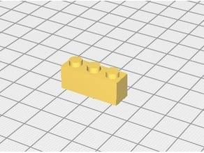 brique lego 1X3