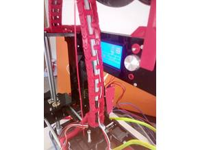 Anet A6 BL touch mount