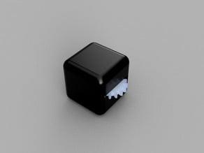 2 gear fidget cube