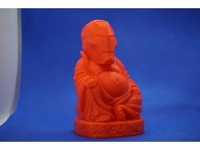 Ironman Buddha