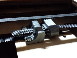 Belt Tensioner for printrbot GO - Y axis