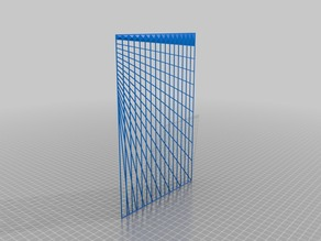 The Grid - bridging,-test /angle,-test / artistic drawing tool