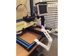adjustable camera mount CR-10 3d Printer