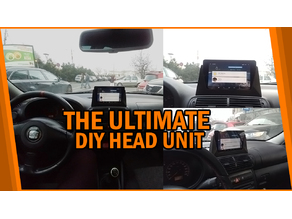 DIY Nexus 7 Head Unit