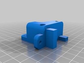 microDelta Extruder Upgrade