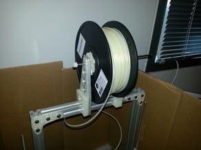 Bukobot filament spool holder