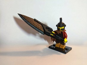 Lego Compatible Monster Hunter Greatswords