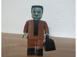 Lego Munsters Herman 2X