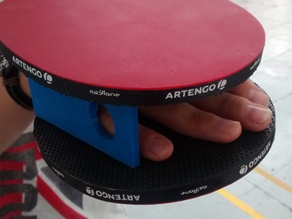 Agafador per Ping-Pong