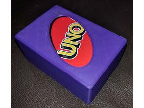 UNO Cards Box