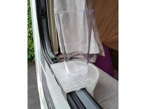 Caravan Window Cup Stand