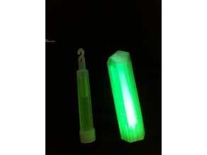 Glow Stick Kryptonite Crystal