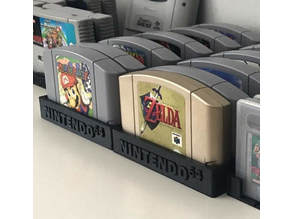 Nintendo 64 Cart Holder