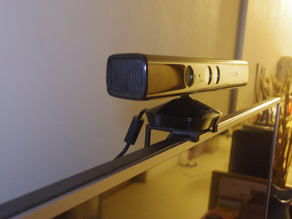 """Xbox360 Kinect TV Stand for JVC 48"""" TV"""