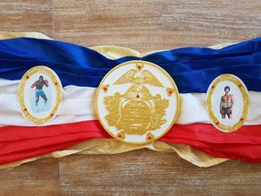 Rocky Balboa Heavyweight Championship Belt