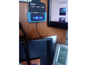 Pny usb-hub combo reader support