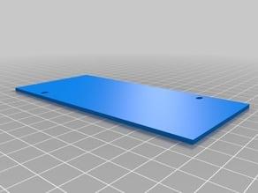 My Customized Parametric Eurorack Panel