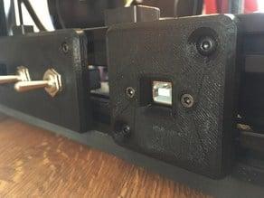 Anycubic Kossel - Panel Mount USB B