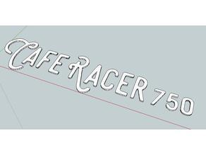 logo Cafe Racer 750