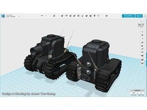 Light Armor Tank