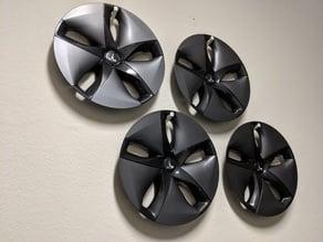 Tesla Model 3 Aero Wheel Cover Hanger